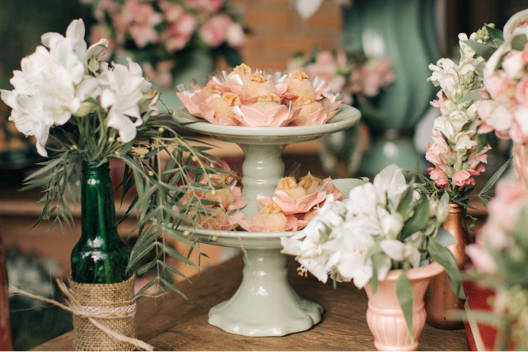Decoração de casamento: 4 estilos incríveis para te inspirar