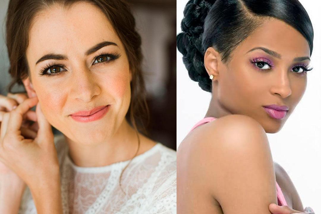 Noiva cheia de charme 5 truques de maquiagem para casamentos no campo