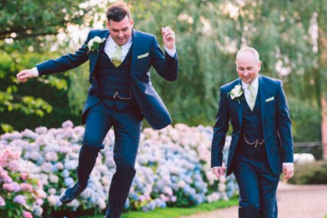 Os desafios de celebrar a diversidade em um casamento gay