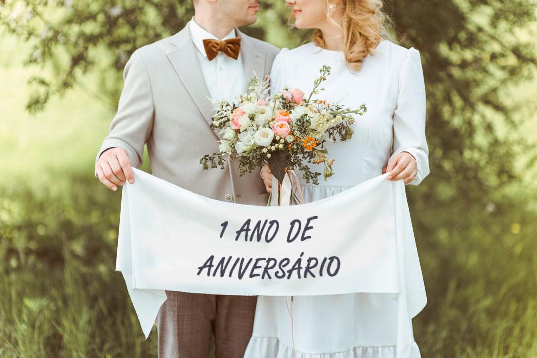 6 temas festa comemoração um ano casamento perfeitas ar livre