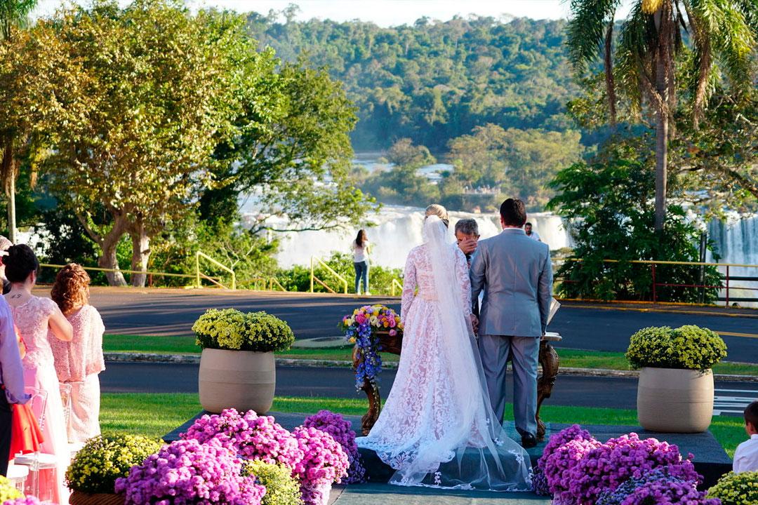 destination wedding brasil nas cataratas de iguaçú