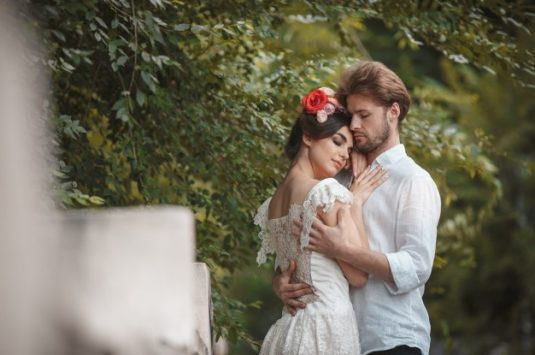 Casamento no Campo Durante os Meses de Frio