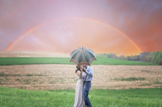 Pré Wedding no Campo: Drible à pandemia em um espaço aberto