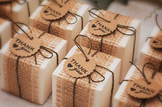 Ideias de lembrancinhas rústicas para casamentos: se inspire com esse passo a passo!