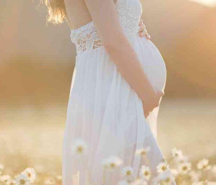 Vestidos para noivas grávidas: os melhores modelos para as futuras mamães em 2021